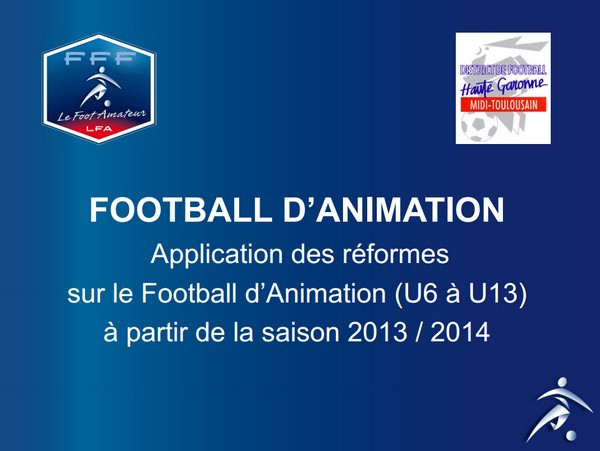 FOOTBALL ANIMATION