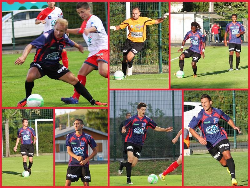 2013- BSC à Aurillac 0-2 Août