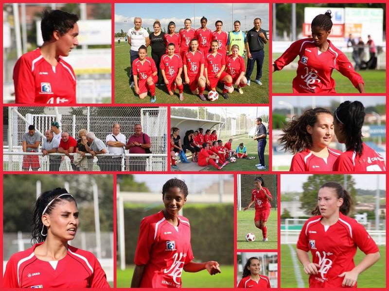 F minines cdf 1er tour bsc blajan 5 0 balma sporting club - Coupe de france 1er tour ...