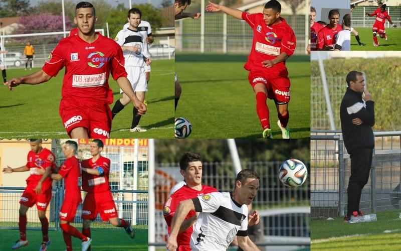 2014- BSC  A Saint-Alban 3-1