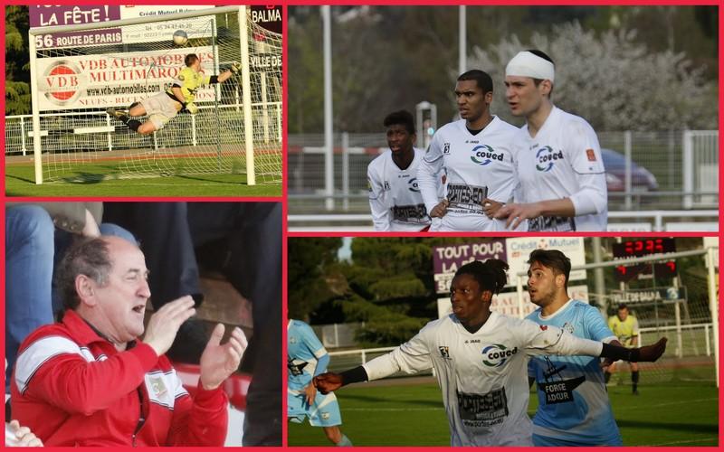 2014- BSC Bayonne 1-0