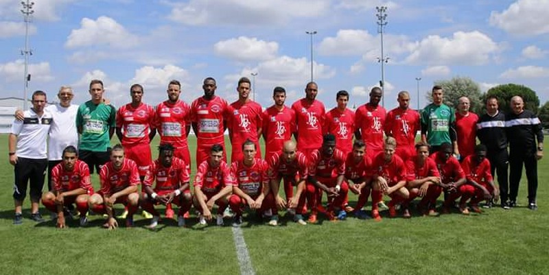 CFA 2 SENIORS Balma 1 - Fabrice Dubois- 2015-2016