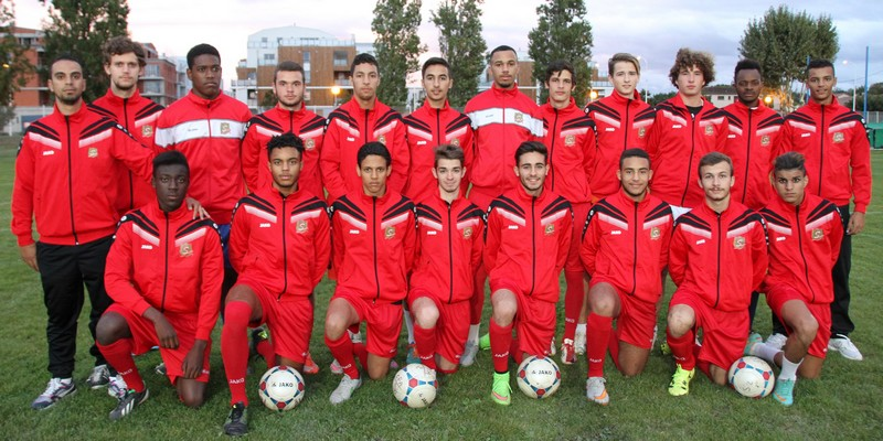 U19 - Ahmed Slamnia- 2015-2016